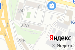 Схема проезда до компании Мотильда в Белгороде