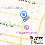 Massage на карте Белгорода