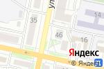 Схема проезда до компании Текстиль 31 в Белгороде