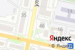 Схема проезда до компании BelClimat в Белгороде
