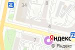 Схема проезда до компании Белафон в Белгороде
