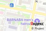 Схема проезда до компании Участковый пункт полиции №22 в Белгороде