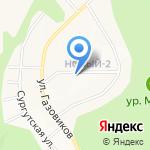 Лайк на карте Белгорода