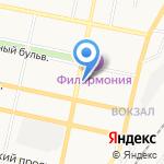 Сити Тайл на карте Белгорода