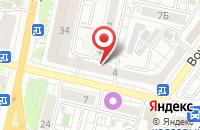 Схема проезда до компании Белхимпром в Белгороде