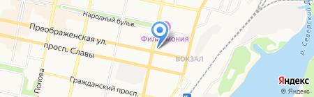 Devisee на карте Белгорода