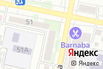 Схема проезда до компании Теплые окна в Белгороде