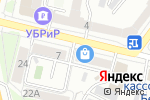 Схема проезда до компании Наумова и Ко в Белгороде