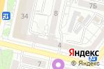 Схема проезда до компании НЕРЕАЛЬНОСТЬ в Белгороде