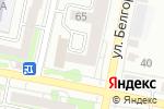 Схема проезда до компании Life в Белгороде