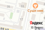 Схема проезда до компании Мастер Lux в Белгороде