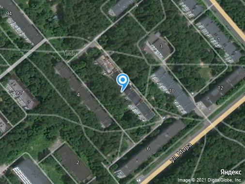 Сдаю 2-комнатную квартиру, 52 м², Обнинск, улица Мира, 8