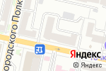 Схема проезда до компании Фотосалон в Белгороде
