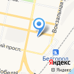 Golden Style на карте Белгорода