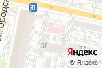 Схема проезда до компании Golden Style в Белгороде