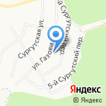 Стройград на карте Белгорода