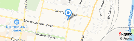 Крастота и здоровье на карте Белгорода