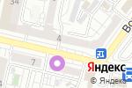 Схема проезда до компании Мастер пицца в Белгороде