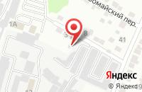 Схема проезда до компании Теплоэнергосбережение в Белгороде