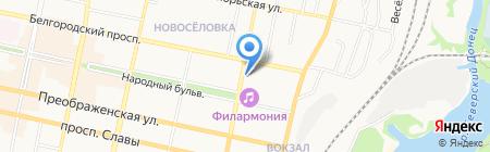 SENBODULUN на карте Белгорода