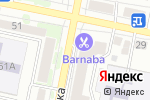 Схема проезда до компании DecoraRoom в Белгороде
