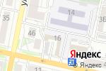 Схема проезда до компании КМЗ Беллифт в Белгороде