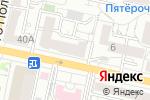 Схема проезда до компании Квартира31 в Белгороде