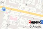 Схема проезда до компании Ника-2 в Белгороде