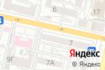 Схема проезда до компании Шпулька в Белгороде