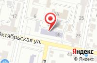 Схема проезда до компании Автопарк в Белгороде