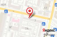 Схема проезда до компании Магазин тканей и швейной фурнитуры в Белгороде