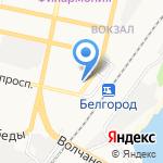 За ПИВком на карте Белгорода