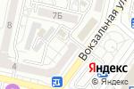 Схема проезда до компании Идеал в Белгороде