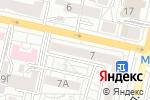 Схема проезда до компании Мечта в Белгороде
