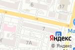 Схема проезда до компании Очкарик в Белгороде
