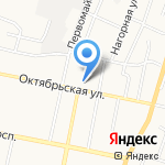 Час Пик на карте Белгорода