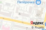 Схема проезда до компании Gethelp в Белгороде