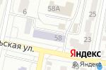 Схема проезда до компании Метелица в Белгороде