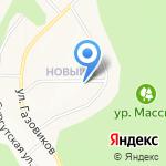 Деткам на карте Белгорода
