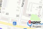 Схема проезда до компании Таблеточка в Белгороде