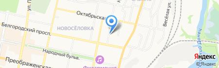 Max beer на карте Белгорода