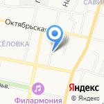 От А до Я на карте Белгорода