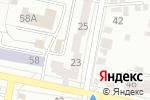 Схема проезда до компании ПУСК в Белгороде