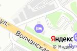 Схема проезда до компании Белые Росы в Белгороде