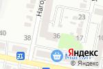 Схема проезда до компании Арбитражный управляющий Злобин К.П. в Белгороде