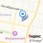 Арбитражный управляющий Злобин К.П. на карте Белгорода