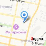 Мир кровли на карте Белгорода