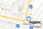 Схема проезда до компании Отчет-Экспресс в Белгороде