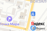 Схема проезда до компании Управление Пенсионного фонда РФ в г. Белгороде в Белгороде