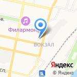 Фантазия на карте Белгорода